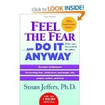 bookcover - feel the fear and do it anyway