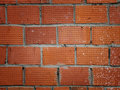 wall - red brick