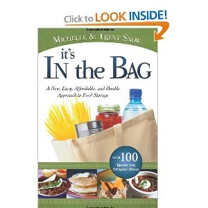book cover - It's in the Bag - Food Storage