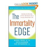 book cover - Immortality Edge