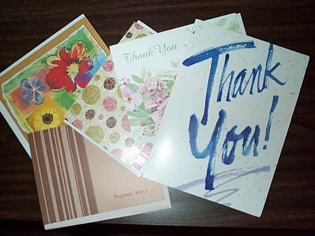 Drdeclutterblog blog archive 9 reasons to send holiday thank while growing up in my parents home my mom was adamant that we kids thanked people for gifts as in thank you notes im really big on sending thank m4hsunfo Image collections