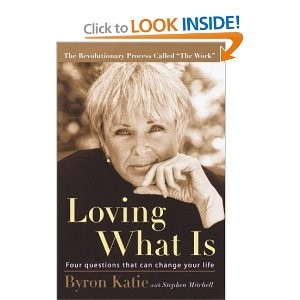 book cover - byron katie