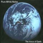 book cover - CD white noise
