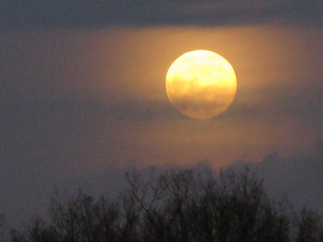 moon - full