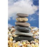 emotions - stacked rocks of calm