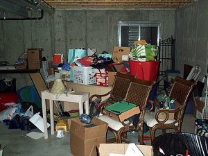 org - clutter ann's basement USED